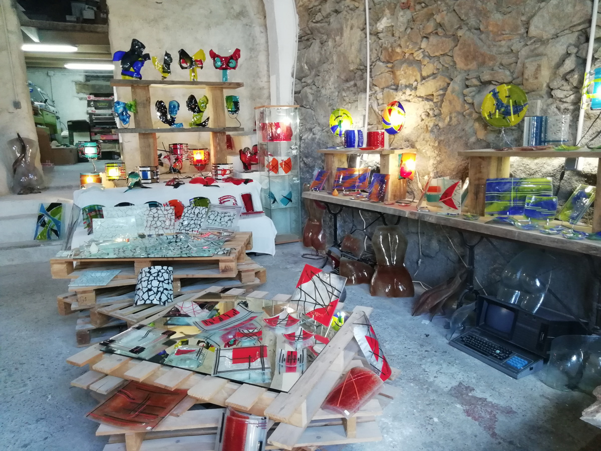 Atelier Vetrarte - Jocelyne Boyer